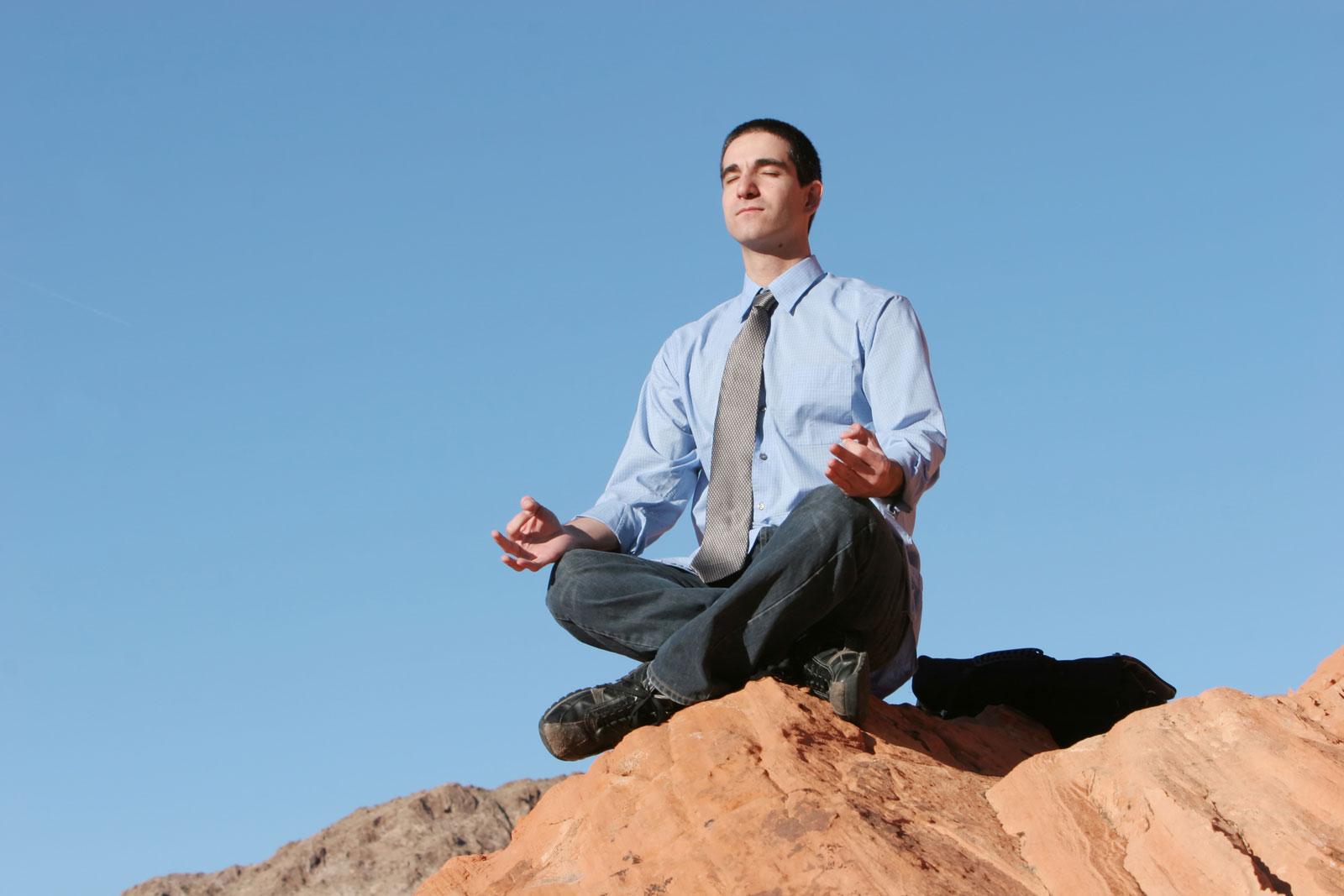 Positiv und ausgeglichen ins Verkaufsgespräch