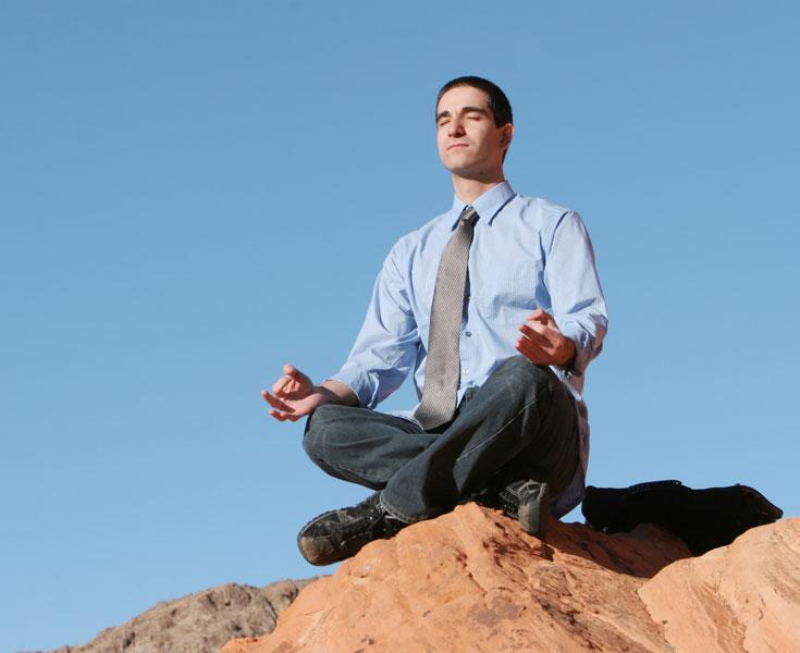 Positiv und ausgeglichen