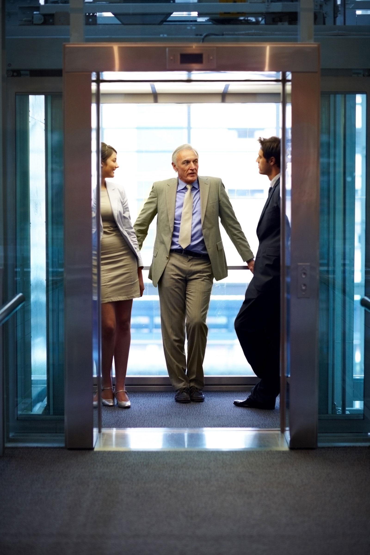 Haben Sie schon eine Fahrstuhl-Präsentation (Elevator Pitch)?