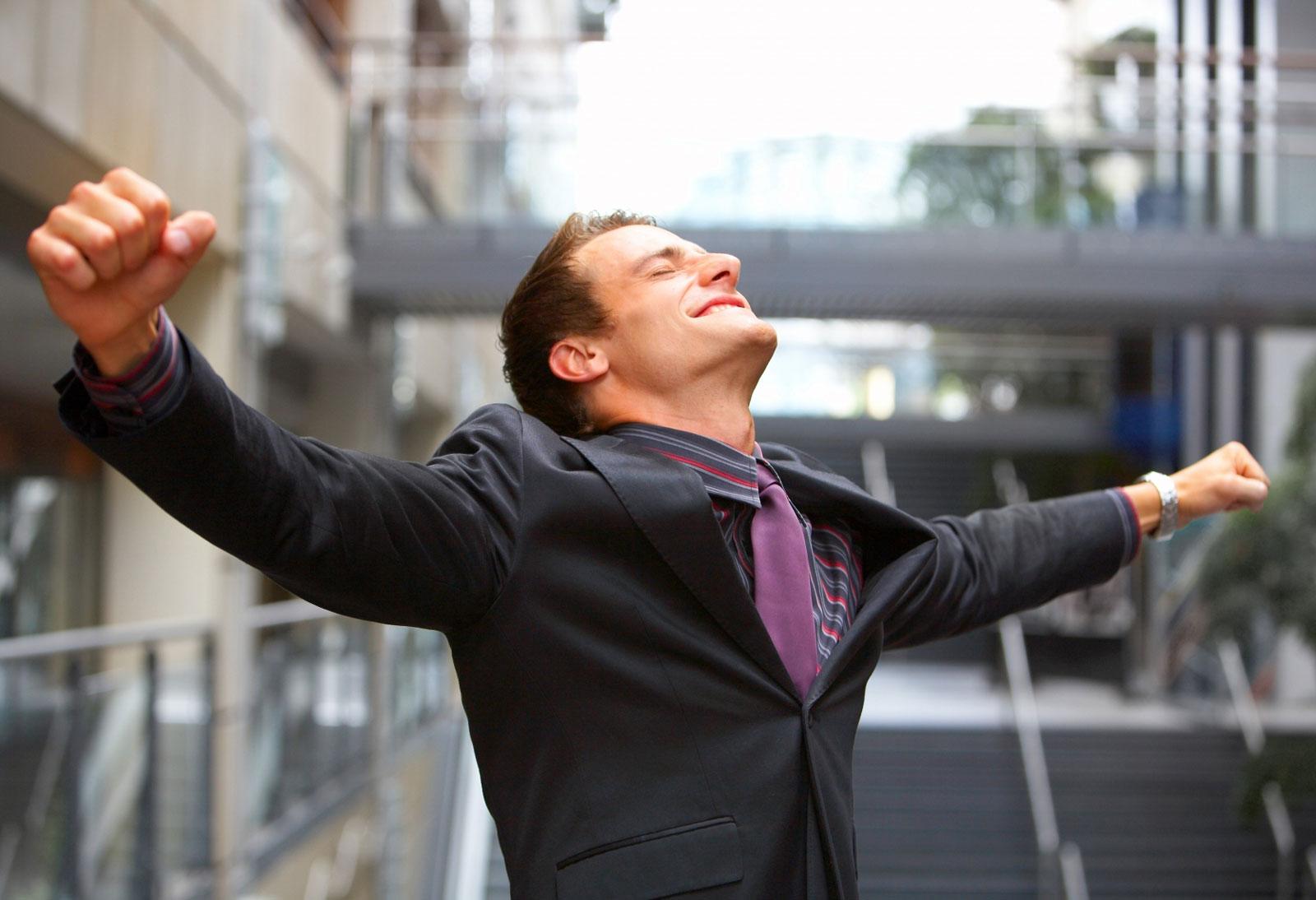 Wie Sie sich vor wichtigen Verkaufsgesprächen in Stimmung bringen