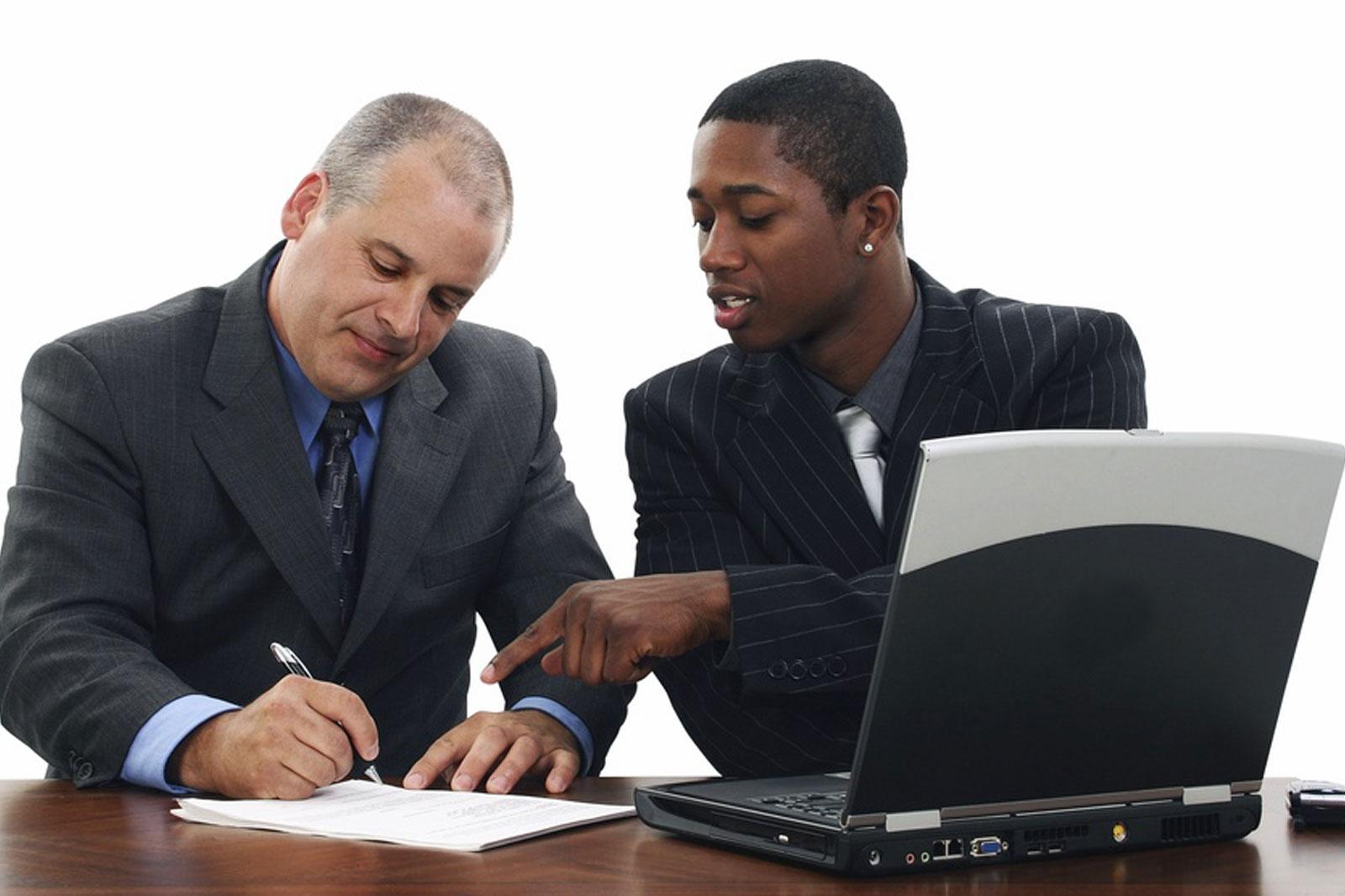 6 Tipps um mehr Sicherheit in Verkaufsgesprächen auszustrahlen
