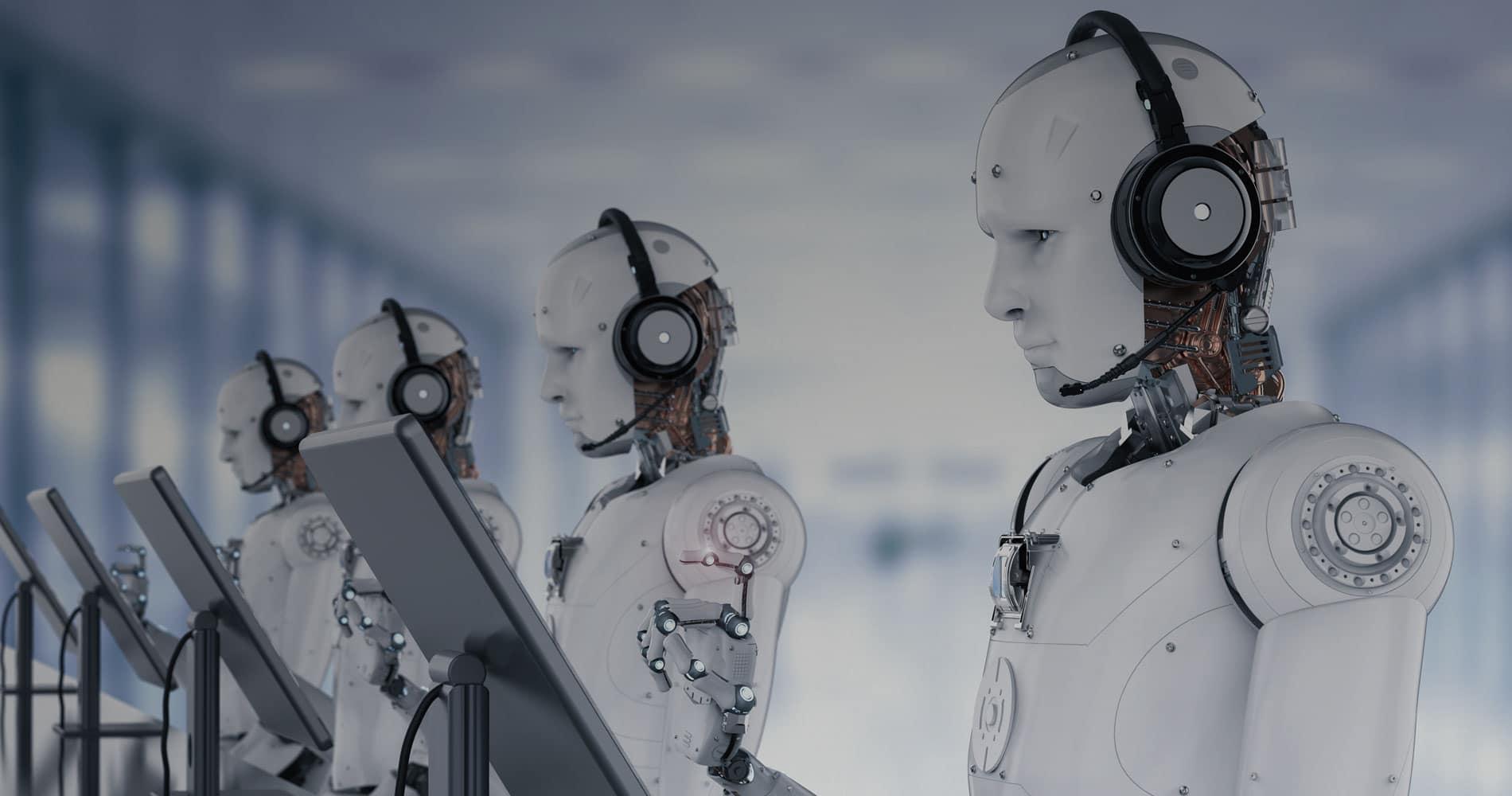 Roboter, Avatare und Computer