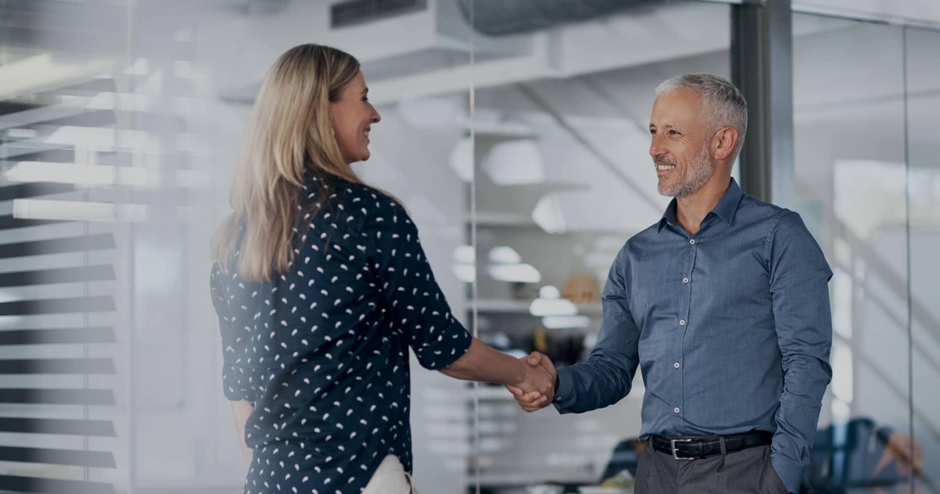Achtsame Führung führt zu besseren Kundenkontakte